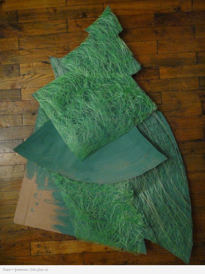 Заготовки для елки
