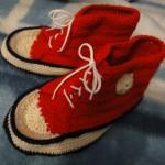 Носки-кеды